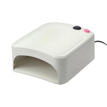 Лампа для гель-лака LuazON LUF-10, UV, 36 Вт, матовая, белая