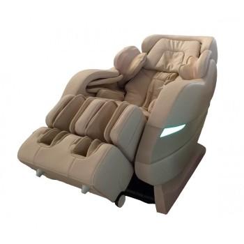 Массажное кресло GESS-792 Rolfing, 3D массаж, 5 программ, бежевое