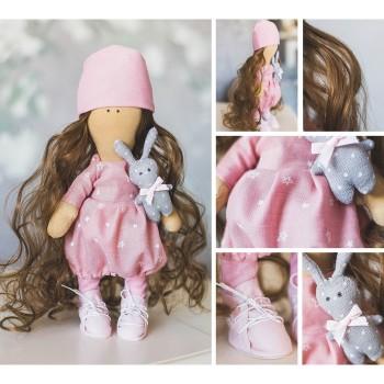 Интерьерная кукла «Лана», набор для шитья, 18 × 22.5 × 3 см