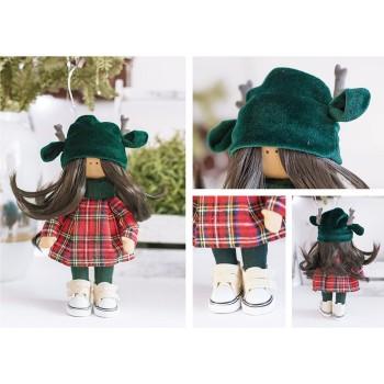 Интерьерная кукла «Лейн», набор для шитья, 17 × 5 × 15 см