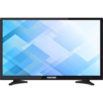 "Телевизор Asano 22LF1010T, 22"", 1920x1080, DVB-T2, 1xHDMI, 1xUSB, черный"