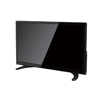 "Телевизор Asano 24LH1010T, 24"", 1366x768, DVB-T2, 1xHDMI, 1xUSB, черный"