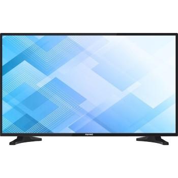 "Телевизор Asano 28LH1010T, 28"", 1366x768, DVB-T2, 3xHDMI, 2xUSB, черный"